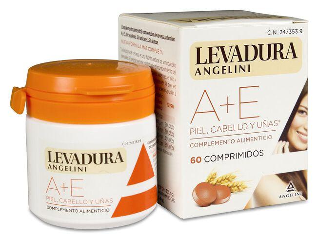 Angelini Levadura A+E, 60 Comprimidos