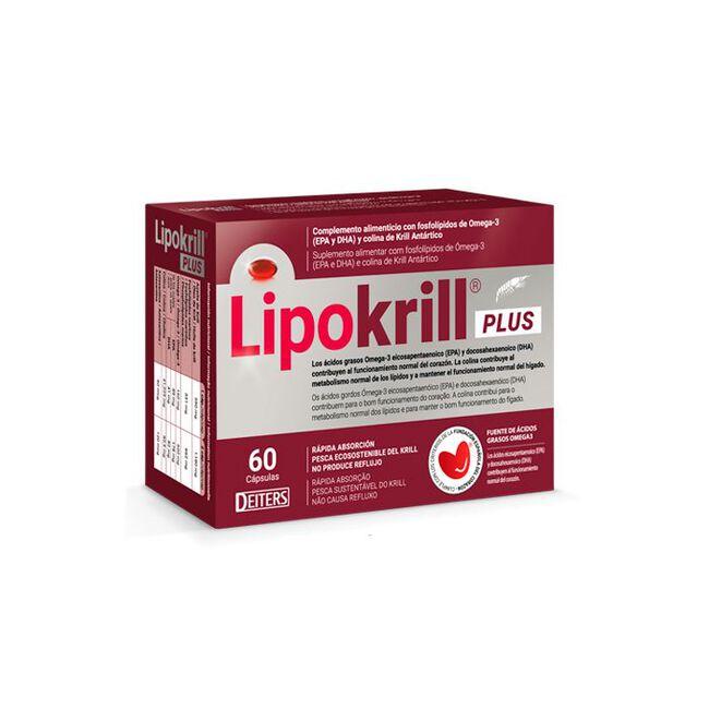 Lipokrill, 60 Uds