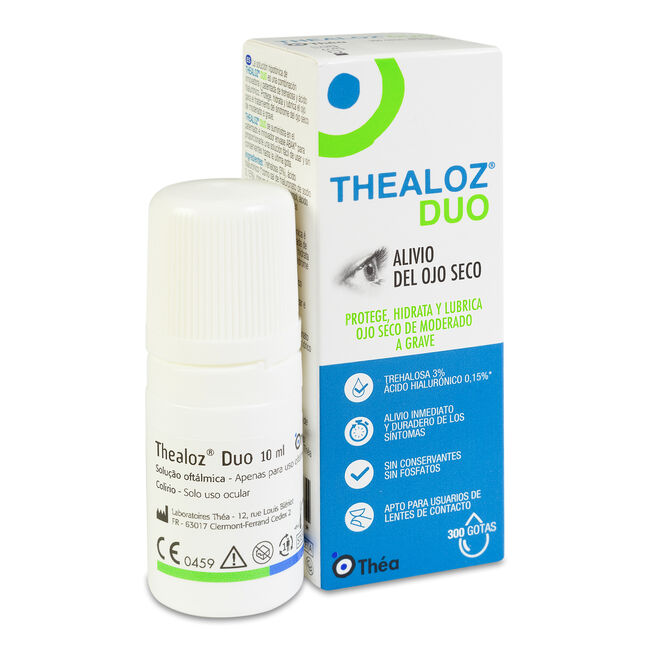 Thealoz Duo, 10 ml