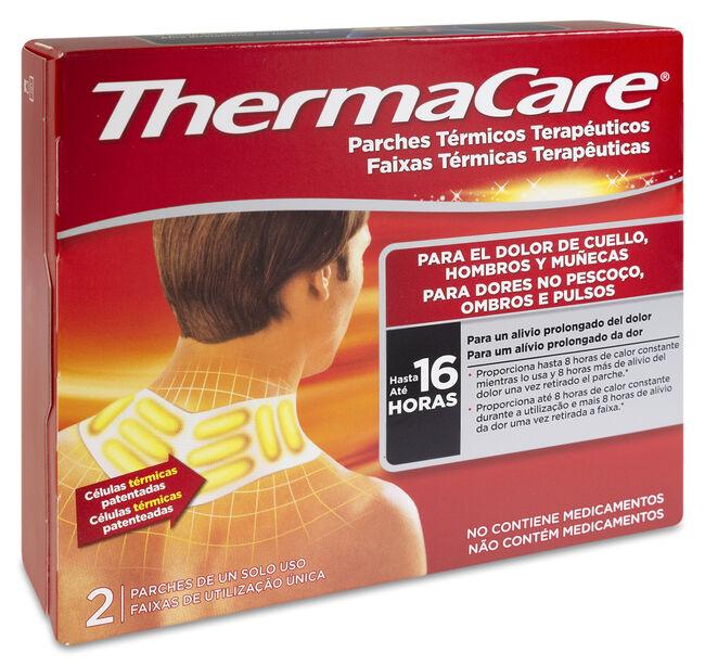 Thermacare Parche Térmico Terapéutico para Cuello, 2 Uds