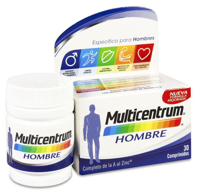 Multicentrum Hombre, 30 Comprimidos
