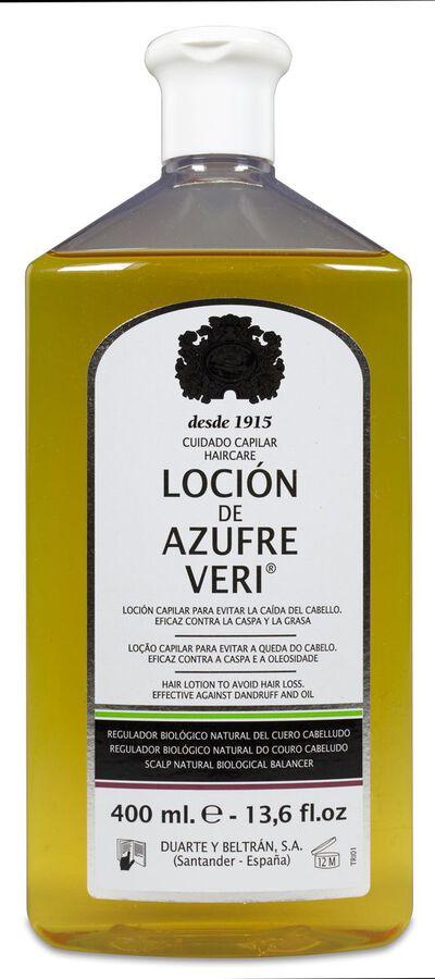 Intea Loción de Azufre Veri, 400 ml
