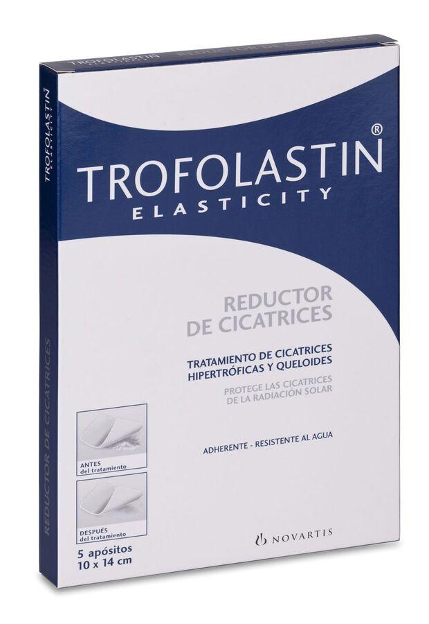 Trofolastín Reductor de Cicatrices 10 x 14 cm, 5 Uds