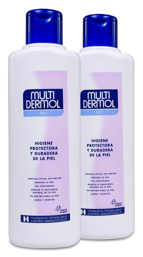 Promoción Multidermol Gel, 2 x 750 ml