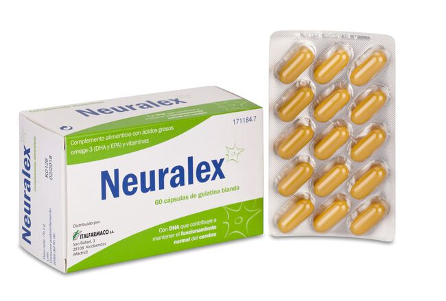 Neuralex, 60 Cápsulas