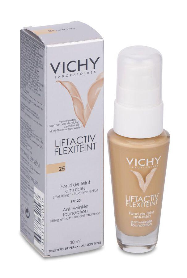 Vichy Liftactiv Flexiteint Nude Fondo De Maquillaje, 30 ml