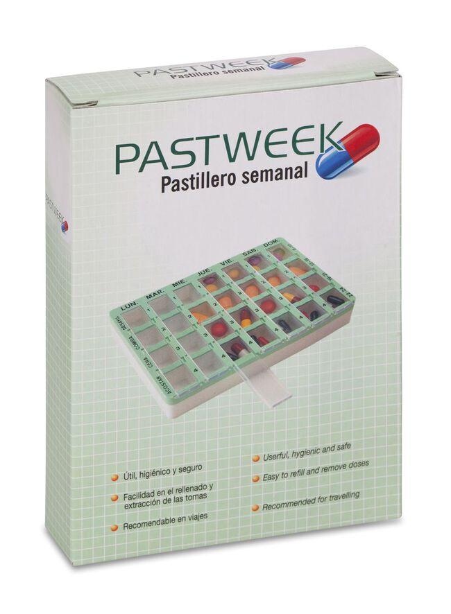 Pastweek Pastillero Semanal, 1 Ud