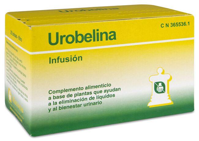 Urobelina Infusión, 25 Uds
