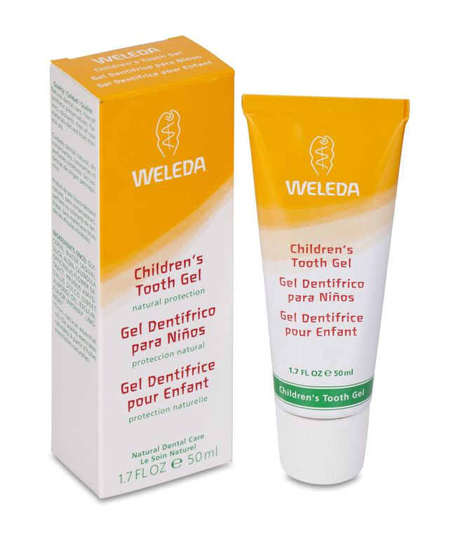 Weleda Gel Dentífrico para Niños, 50 ml