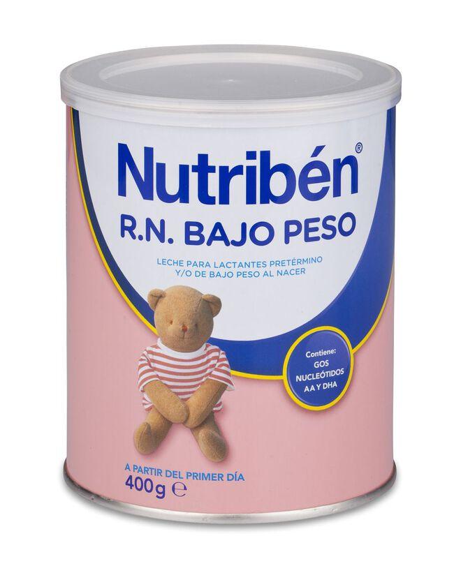 Nutribén Leche RN Bajo Peso, 400 g