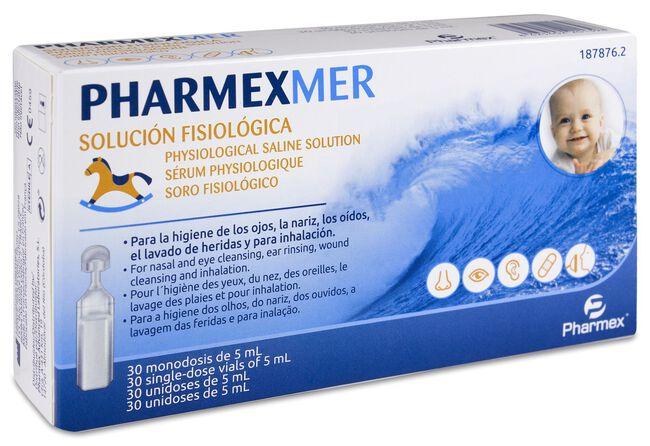 Pharmexmer Suero Viales, 30 Uds