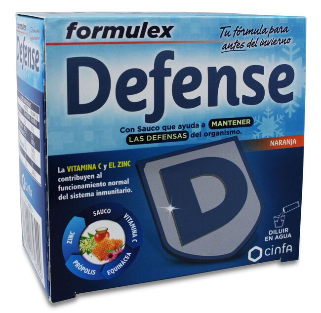 Formulex Defense, 14 Sobres