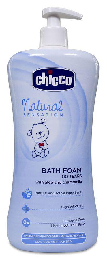 Chicco Natural Sensation Gel de Baño Sin Lágrimas, 750 ml