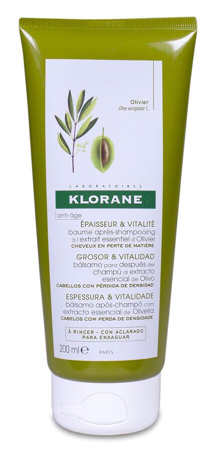 Klorane Bálsamo Olivo, 200 ml