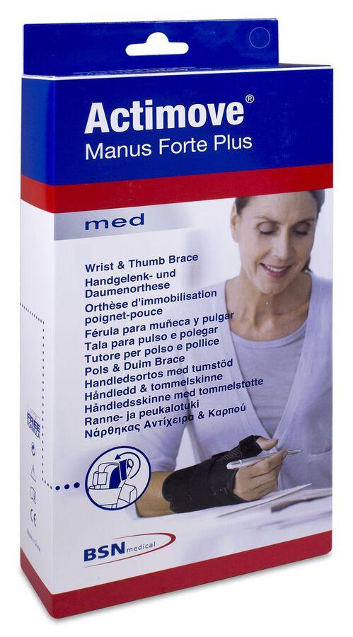 Actimove Manus Forte Plus Derecha, Talla L/XL, 1 Ud
