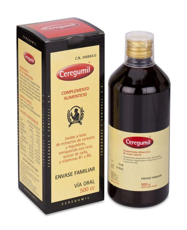Ceregumil Jarabe, 500 ml