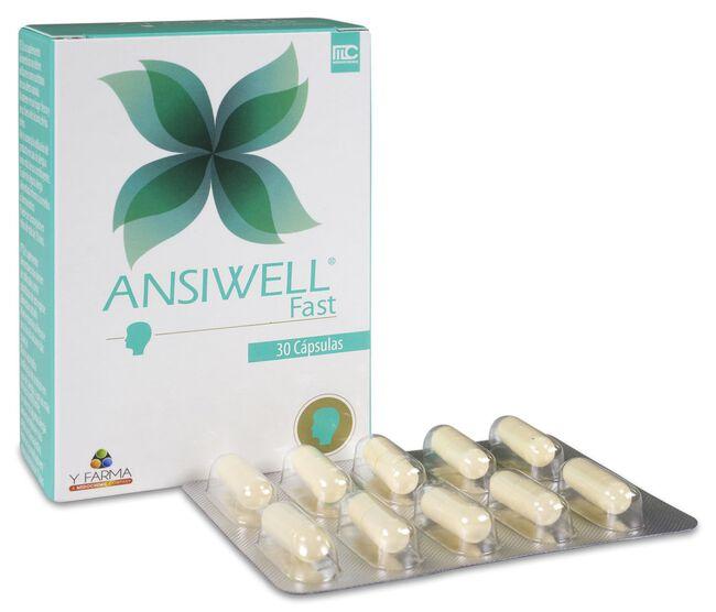 Ansiwell Fast, 30 Cápsulas