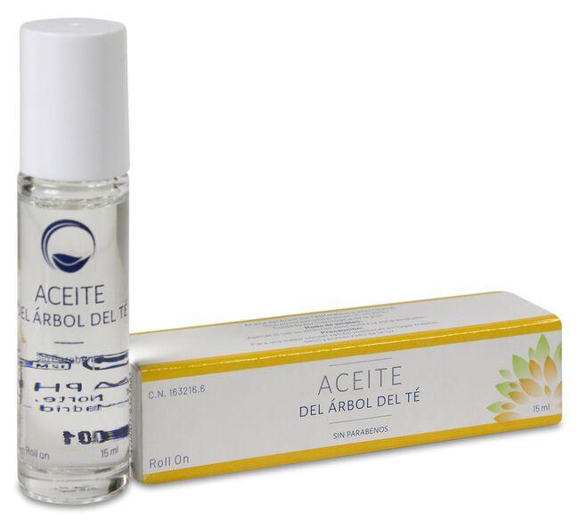 Edda Pharma Aceite del Arbol Té en Roll On, 15 ml