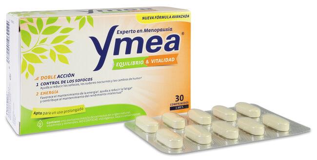 Ymea Equilibrio y Vitalidad Menopausia, 30 Comprimidos