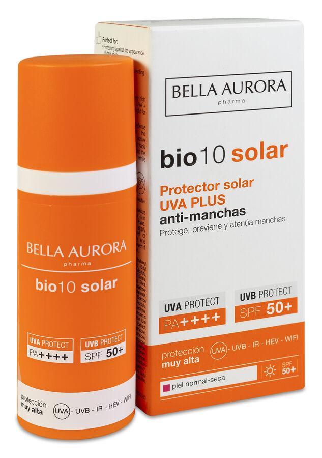 Bella Aurora Bio 10 Protección Solar SPF 50+, 50 ml