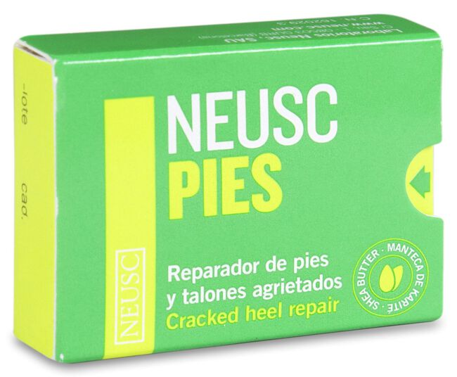 Neusc Pies Pastilla Dermoprotectora, 24 g