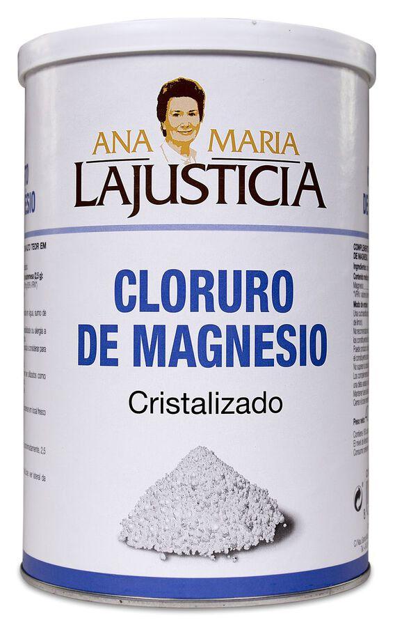 Ana María Lajusticia Cloruro de Magnesio Cristalizado, 400 g