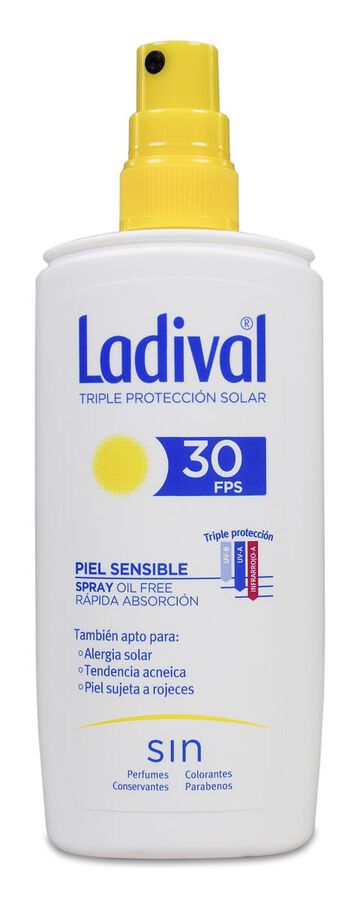 Ladival Spray Sensible SPF 30, 150 ml
