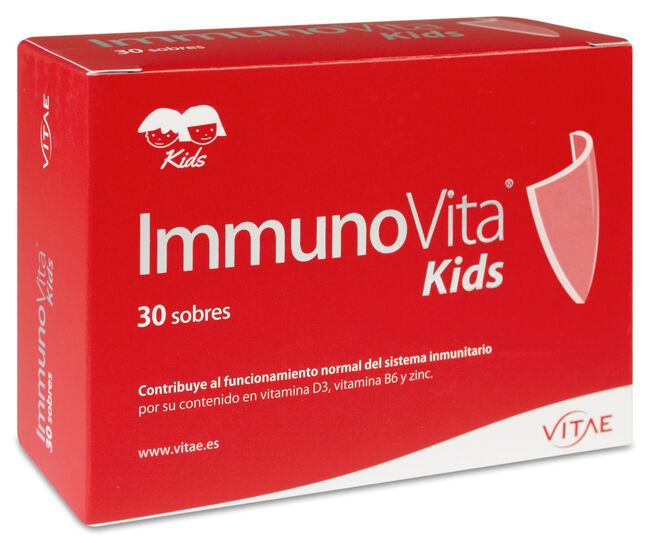 Vitae Inmunovita Kids, 30 sobres