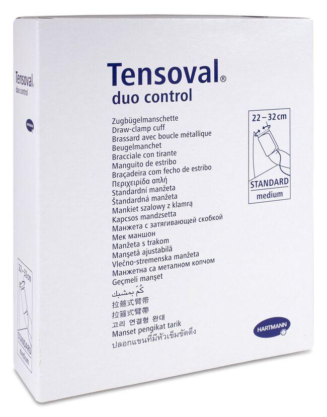 Tensoval Manguito Flexible Mediano de Duo Control 22-32 cm, 1 Ud