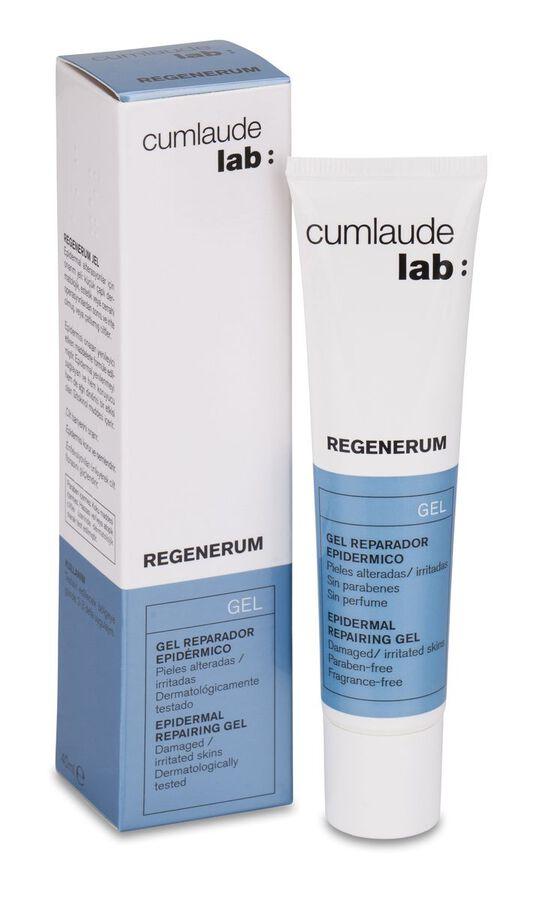 Cumlaude Regenerum Gel Reparador, 40 ml