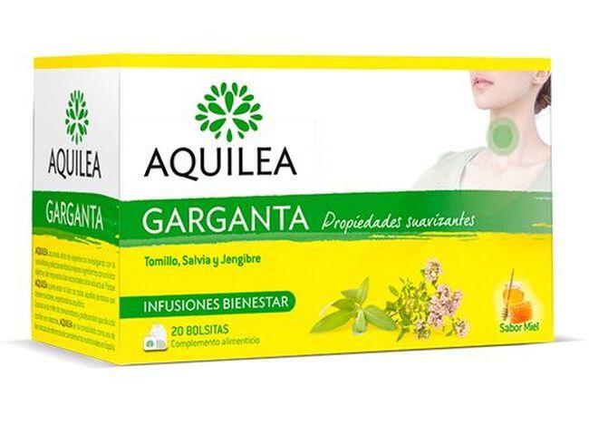 Aquilea Garganta, 20 Sobres