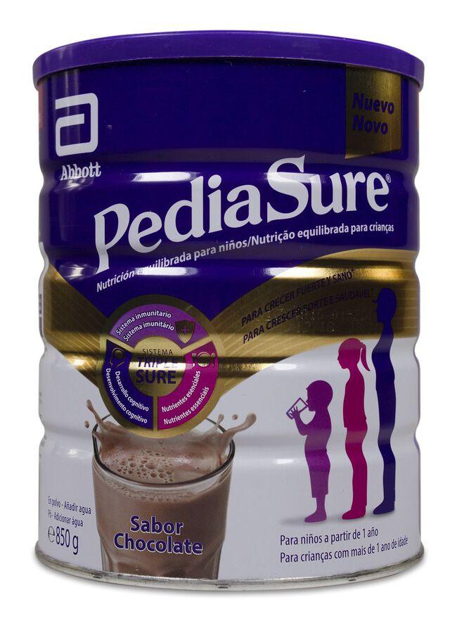 Pediasure Polvo Sabor Chocolate, 850 g