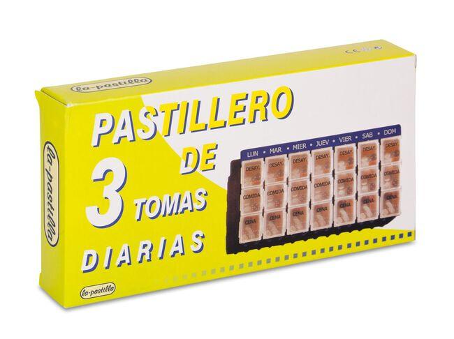 LA Pastilla Pastillero SG-3, 1 Ud