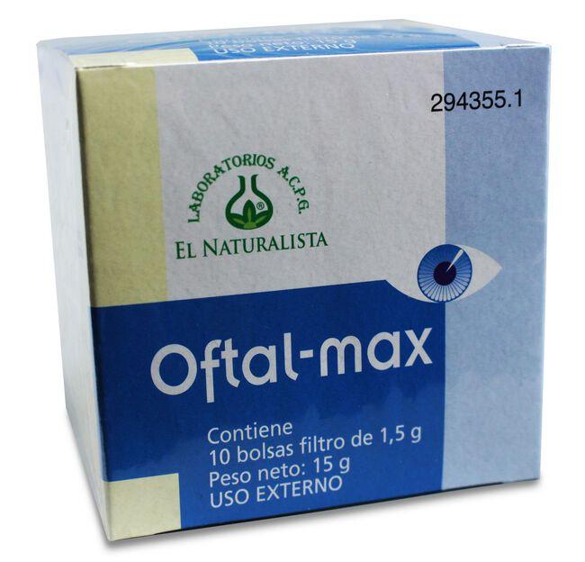 El Naturalista Oftalmax, 10 Uds image number null
