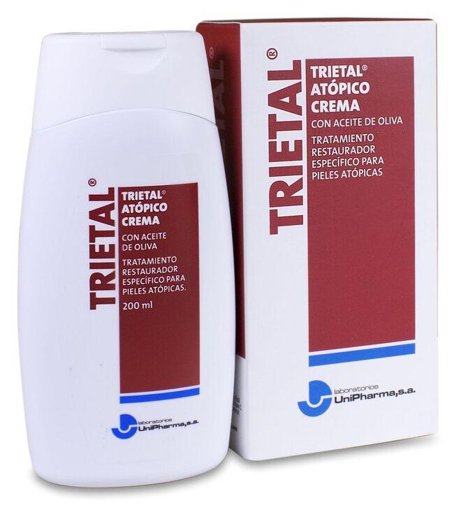 Trietal Atópico Crema, 200 ml