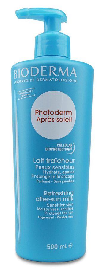 Bioderma Photoderm After Sun Leche, 500 ml