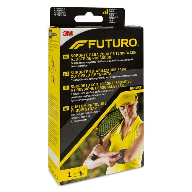 Futuro Sport Soporte para Codo de Tenista con Ajuste, 1 Ud
