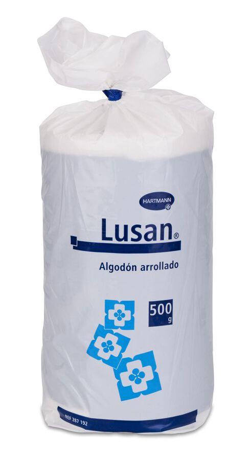 Lusan Algodón Arrollado, 500 g