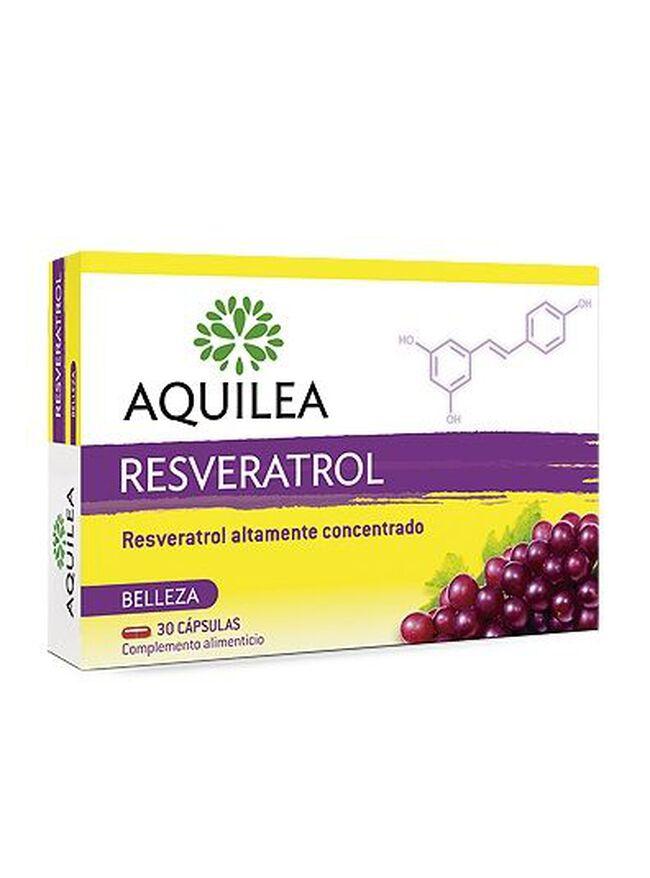 Aquilea Resveratrol, 30 Cápsulas