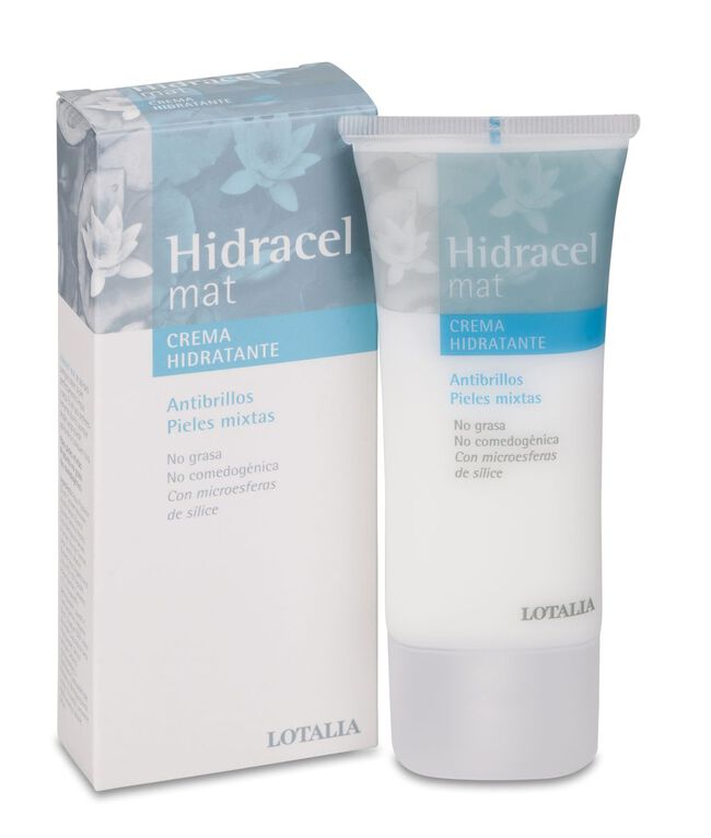 Hidracel Mat, 50 ml