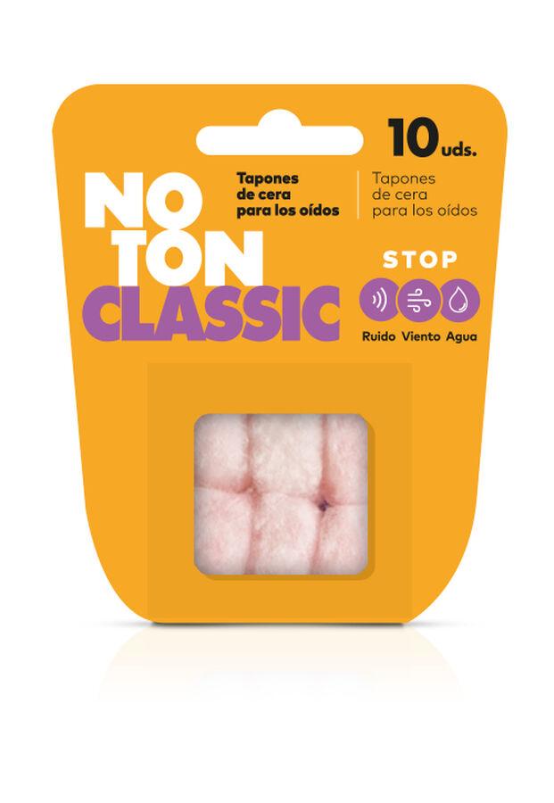 Noton Classic Tapones de Cera, 10 Uds