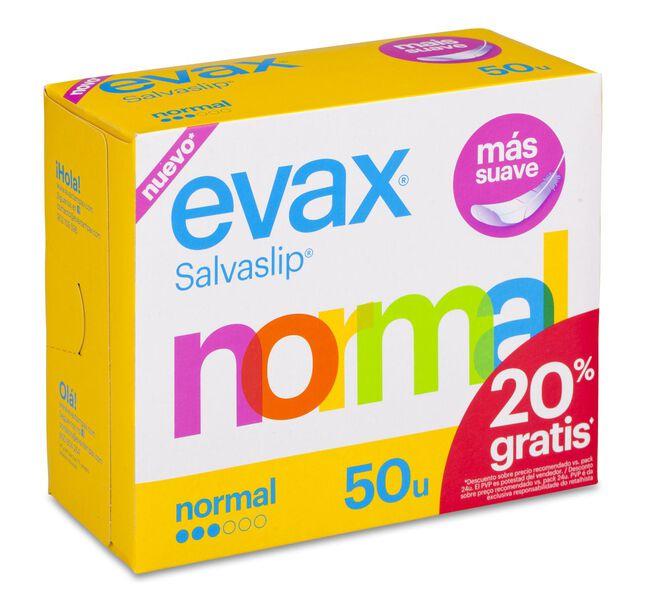 Evax Salvaslip Normal, 50 Uds