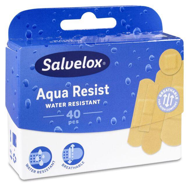 Salvelox Aqua Resist Surtido, 40 Uds