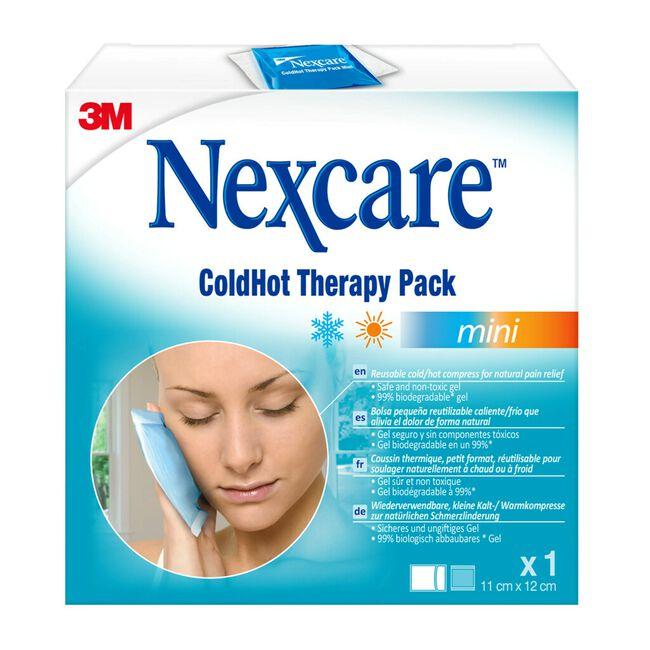 Nexcare Cold-Hot Bolsa de Frío/Calor Mini 10X10 cm, 1 Ud