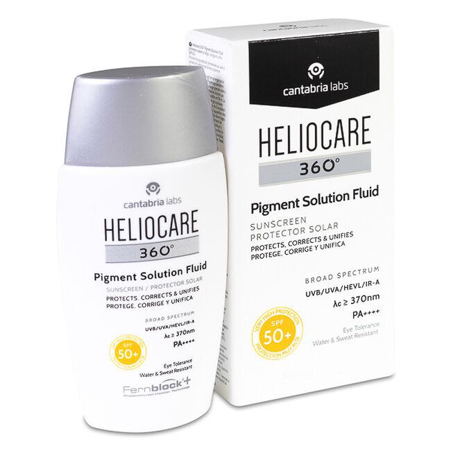 Heliocare 360º Pigment Solution Fluid SPF 50+, 50 ml