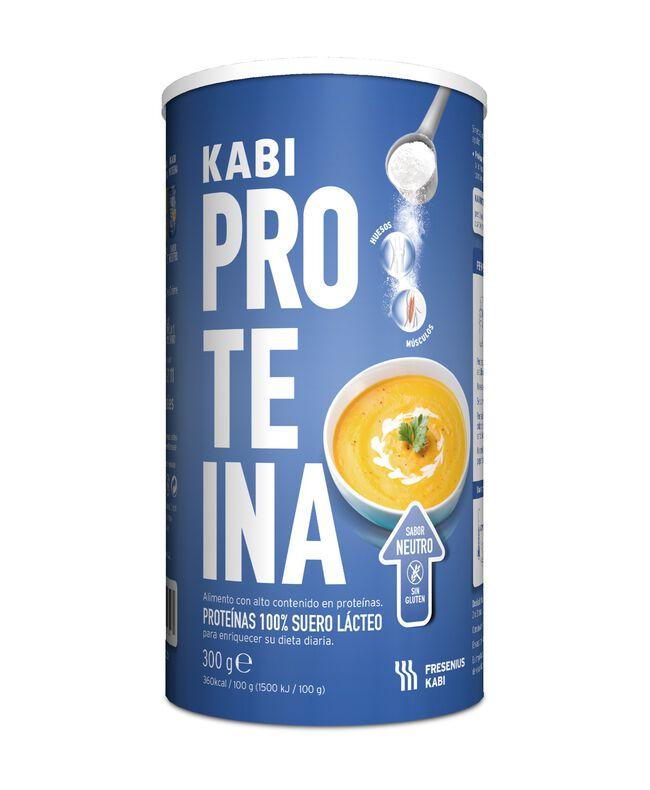 Kabi Proteína Polvo Sabor Neutro, 300 g