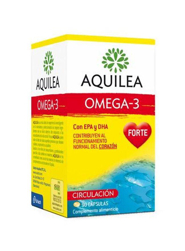Aquilea Omega-3 Forte, 90 Cápsulas