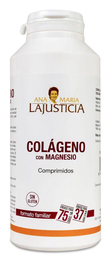 Ana María Lajusticia Colágeno con Magnesio, 450 Comprimidos
