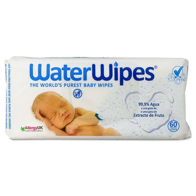 WaterWipes, 60 Toallitas