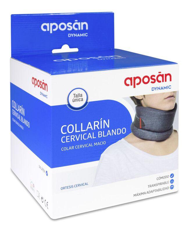 Aposán Dynamic Collarín Cervical Blando, 1 Ud